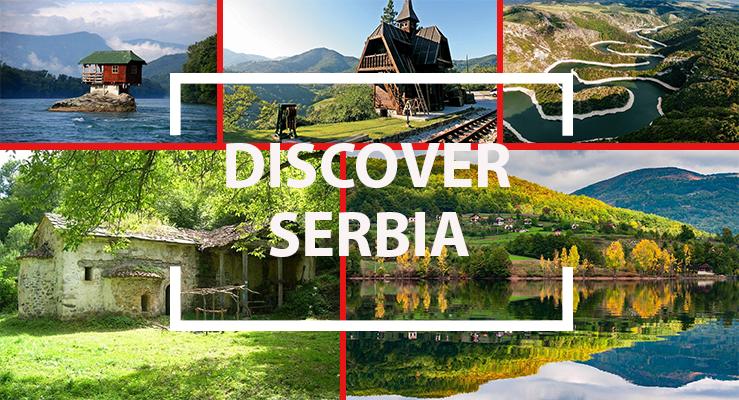 DISCOVER SERBIA