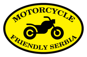 Biker friendly Serbia logo