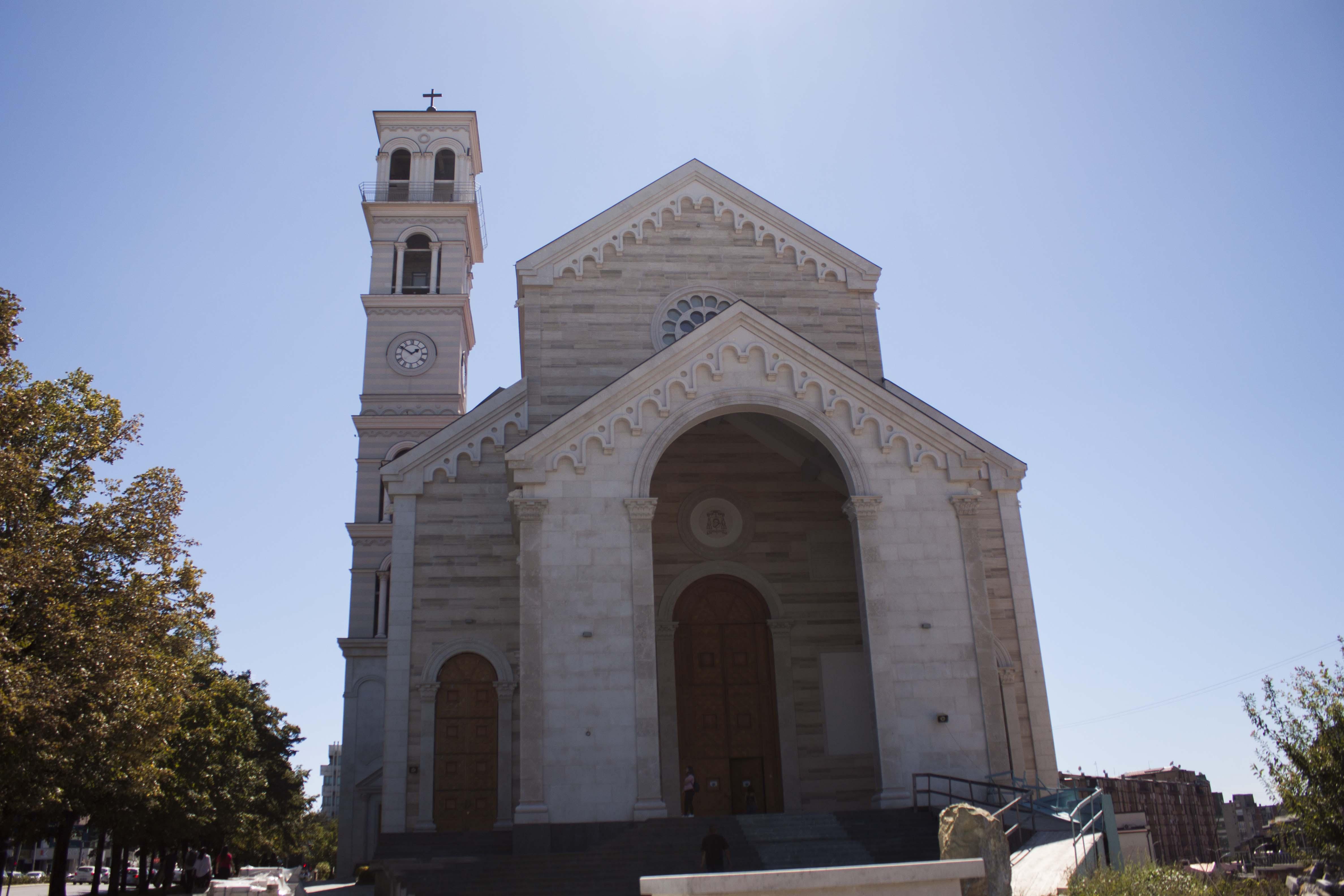 Katedrala svete majke Tereze