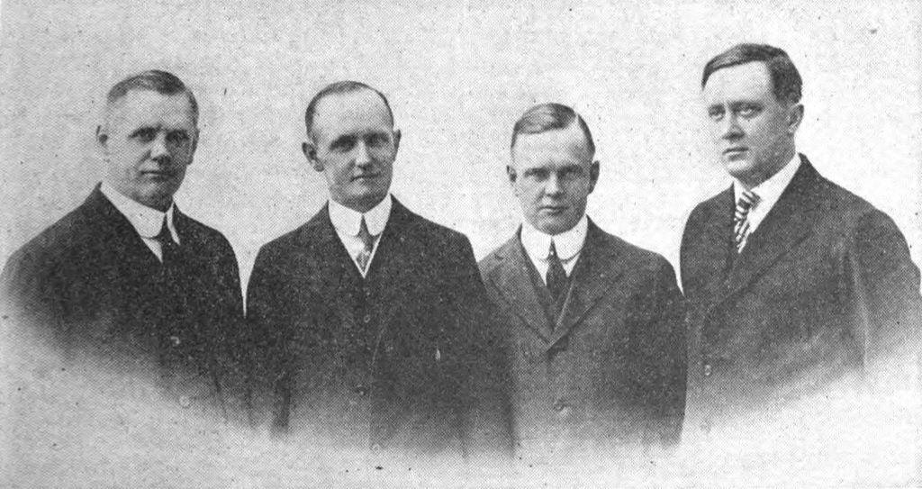 slika-11-William-A.-Davidson-Walter-Davidson-Sr.-Arthur-Davidson-and-William-S.-Harley-min